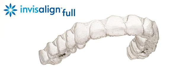 จัดฟันใส Invisalign Full